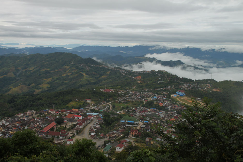 View on Phongsali
